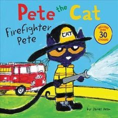Reading books Pete the Cat: Firefighter Pete EPUB - PDF - Kindle Reading books online Pete the Cat: Firefighter Pete with easy simple steps. Pete the Cat: Firefighter Pete Books format, Pete the Cat: Firefighter Pete kindle, pdf online James Dean, Science Fiction, Create This Book, Counting Books, Up Book, Fire Safety, Stories For Kids, Free Reading, Reading Books
