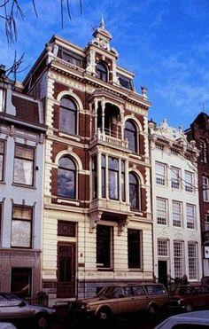 Frederiksplein 12 in Amsterdam