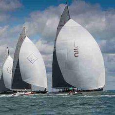 #j_class The Royal Yacht Squadron Bicentenary Regatta 2015 day 4