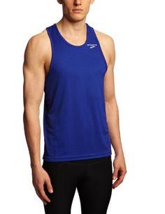 Brooks Versatile - Camiseta de running para hombre, tamaño XL, color ultramarine #regalo #arte #geek #camiseta