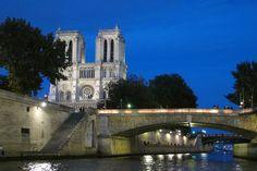 Notre Dame desde el Sena