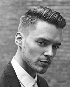Professional Hairstyles for Men. Luxury Professional Hairstyles for Men - Handsomely Styles Hairstyle. 50 Professional Hairstyles for Men A Stylish form Success Mens Hairstyles Side Part, Trendy Mens Hairstyles, Cool Mens Haircuts, Popular Haircuts, Boy Hairstyles, Short Haircuts, Hairstyle Ideas, 1940s Hairstyles, Modern Haircuts