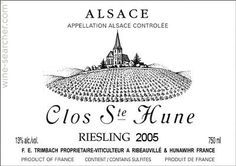 This is the most searched for by Wine-Searcher users among wines from Alsace.This has the third highest price for white wine from Clos Sainte Hune. Stores and prices for 'F E Trimbach Riesling Clos Sainte H . Alsace France, Wine Searcher, Wine Brands, Wine Collection, French Wine, Marketing Data, Bottle Labels, Wine Recipes, Notes