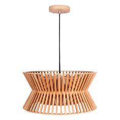 Modern, affordable wood light fixtures with a Scandinavian look.