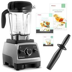 mix up the things to make a puree with easy to use vitamix blender - Vitamix Accessories
