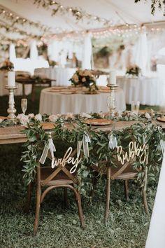 Wedding Chair Signs, Wedding Chairs, Wedding Table, Wedding Signing Table, Wedding Reception, Wedding Arches, Tent Wedding, Wedding Ceremonies, Reception Ideas