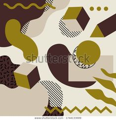 Find Elegant Memphis Background Olive Brown Elements stock images in HD and millions of other royalty-free stock photos, illustrations and vectors in the Shutterstock collection.  Thousands of new, high-quality pictures added every day. Memphis, Vectors, Royalty Free Stock Photos, Illustrations, Elegant, Brown, Artist, Pictures, Image