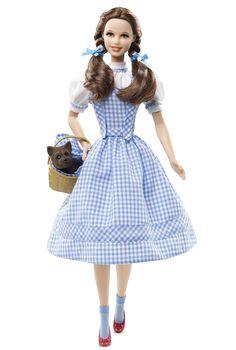 Barbie 2013, Wizard of Oz, Dorothy Barbie Doll