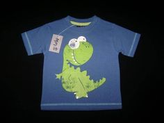 Dinosaur printed kids t shirt