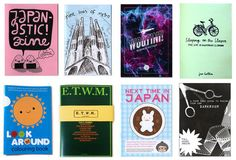 I've been adding lots of new zines to the Pushpin shop over the last couple of months - check out what's new.