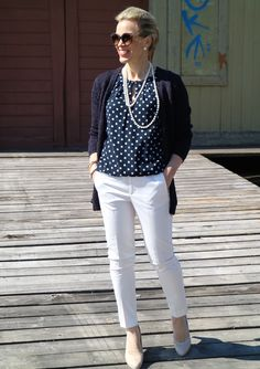 Top More&More and cardigan Oui