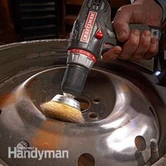 How to Refinish Wheels | The Family Handyman