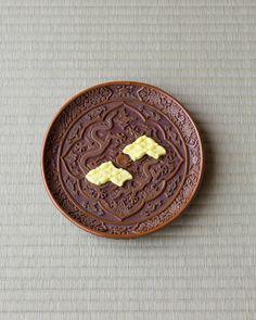 Wagashi (Japanese sweets) Tableware.