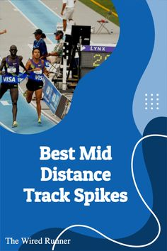 A sprinting spike has almost no heel and pushes the runner up on her toes for maximum liftoff, but a mid distance spike has more support, as the runner needs more over a longer distance. You'll also find a fairly stiff forefoot in the spike plate that still has enough flex for heel landing.The spikes themselves – also called pins – are also different. Generally speaking, the longer the event, the fewer spikes you'll need. Running Workouts, Running Tips, Training Plan, Cross Training, Long Distance Running, Cross Country Running, Half Marathon Training, Holistic Wellness, Race Day