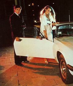 Jerry Hall and Bryan Ferry - stylish couple