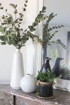 Décorer une cheminée dans un appartement style haussmannien - FrenchyFancy