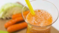 Suco Detox de Cenoura Para Diminuir a Barriguinha | Dicas de Saúde