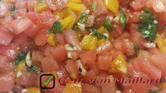 Coole tomatensaus