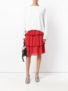 See By Chloé tiered skirt