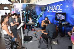 Noviembre: UNIACC presente en Feria Pulsar 2016.