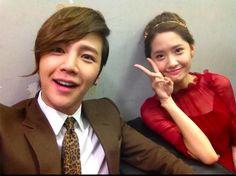 LOVE RAIN COUPLE : JANG GEUN SUK AND YOONA ♥