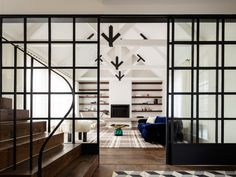 "Located in Balgowlah, Sydney, NSW, Australia. This house was designed by Luigi Rosselli Architect. Luigi Rosselli Architect ""The best response to designing a Home Interior Design, Interior Architecture, Interior And Exterior, Deco Zen, 3d Home, Home By, Australian Homes, Home Pictures, Cool Rooms"