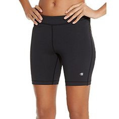 Champion Womens Absolute Bike Short Black XSmall -- Read more  at the image link.