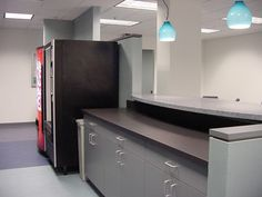 Cabinets Jolene Forrester Commercial Office Break Room Designs