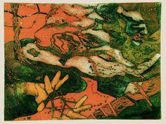 Los Angeles Printmaking Society | LAPS | laprintmakers.com -Yeung Ha