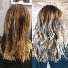 Balayage Color, Hair Painting, Hair And Nails, Blonde Hair, Salons, Warm, Long Hair Styles, Beauty, Instagram