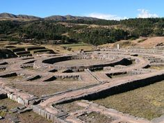 sacsayhuaman   Fortaleza de Sacsayhuaman - Peru - Incas - Construção Megalítica ...