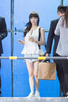 Team ☆ εїз TaeTae εїз Tiffany @ Birthday Party。(via pabian)) Snsd Fashion, Korean Fashion Kpop, Snsd Tiffany, Tiffany Hwang, Girls' Generation Tiffany, Girls Generation, Girl Day, My Girl, Airport Style