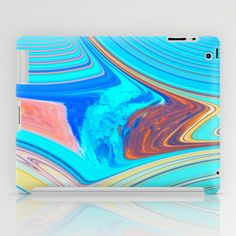 Abstract Creation iPad Case by Robert Lee - $60.00 #art #graphic #design #iphone #ipod #ipad #galaxy #s4 #s5 #s6 #case #cover #skin #colors #mug #bag #pillow #stationery #apple #mac #laptop #sweat #shirt #tank #top #clothing #clothes #hoody #kids #children #boys #girls #men #women #ladies #lines #love #colour #abstract #light #home #office #style #fashion #accessory #for #her #him #gift #want #need #love #print #canvas #framed #Robert #S. #Lee