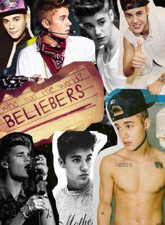 BELIEBERS Justin Bieber edit