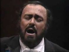 Pavarotti- Tosti- Marechiare Video by uncjim on Youtube