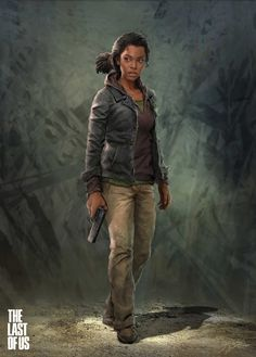 Marlene : Last of Us by Hyoung Nam | Illustration | 2D | CGSociety