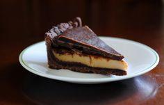 Torta od bijele i crne čokolade