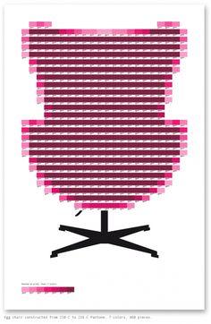 http://eloftalmologocurioso.com/pantone-as-pixel/  Silla_770-big