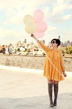 balloons by keikolynnsogreat, via Flickr