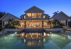 1251 Galleon Drive - Port Royal Naples, FL Sold $10.4 Million US Dollars
