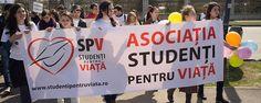 """Intervista alla Presidente dell'associazione rumena """"Studenti per la Vita"""" Tech Companies, Company Logo, Logos, The Gospel, Logo"""