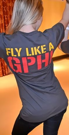 Fly like a dphie