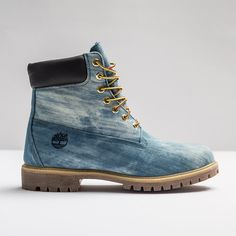 huge discount 966cd 91c71 Jimmy Jazz   21 Savage Collaborate On Timberland 6-Inch Denim Boot