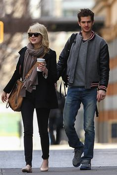 Emma Stone. Love her style