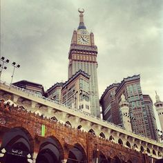 clock tower mekkah