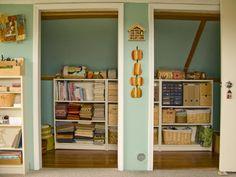 https://flic.kr/p/8HtFpB | Craftroom | New Paint! Blogged