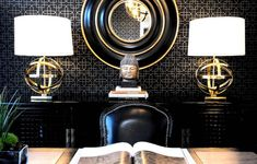 Luxury-Gold-and-Black-Furniture-for-Modern-Interiors-13 Luxury-Gold-and-Black-Furniture-for-Modern-Interiors-13