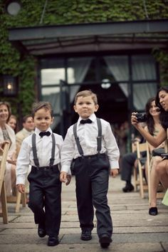 image of Ring Bearers & Pages