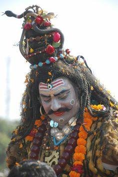 Pushkar Fair, spirituele wandeling.