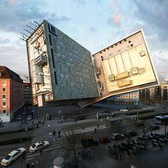 Sjov med arkitektur. (interessante undersøgelser) NHDK 6 | VÍCTOR ENRICH Photography